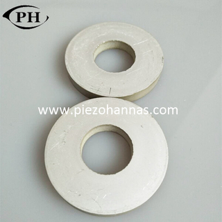 Rings Piezo Ceramic Ultrasonic Piezoelectric Transducer Ring