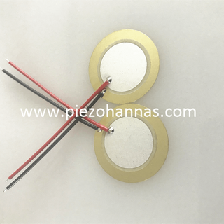 2.6khz External Drive Piezo Diaphram Piezo Element for Buzzer
