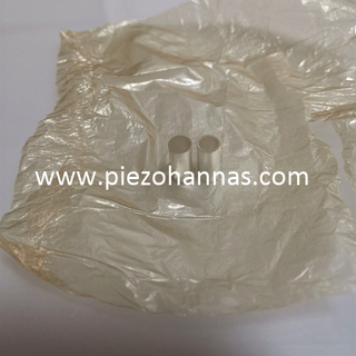 Sensitive Piezoelectric Cylinder Transducer Pzt Ceramic Powder