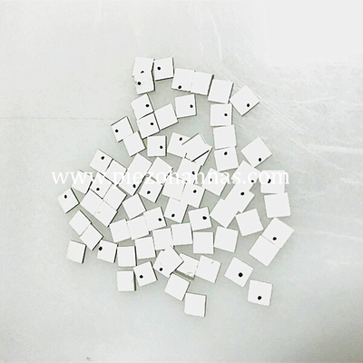 Pzt4 Material Custom Piezo Ceramic Plates Transducer in Stock
