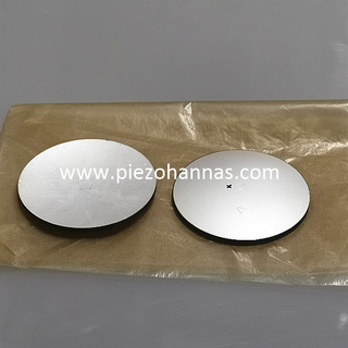 1Mh HIFU ceramic piezoelectric transducer for medical laser device