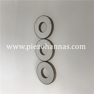 Purchase Stock Pzt Ceramic Ring for Ultrasonic Sensor