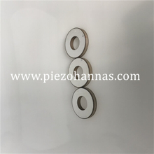 High Quality Piezo Ceramic Ring Transducer for Ultrasonic Bath