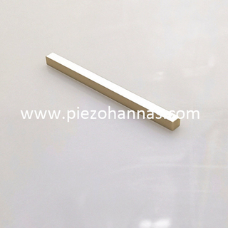 Low Frequency PZT41 Material Piezoelectric Strip for Hydrophone