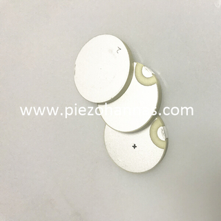High Quality Pzt Ceramic Piezo Disk Piezoceramics Cost for Humidifier