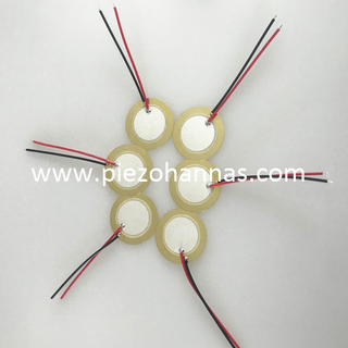 Piezoelectric Diaphragm Piezo Sounder Ceramic Element