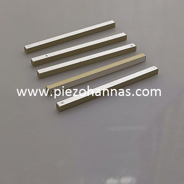 PZT-43 Material Piezoelectric Plates Buy for Hydrophones