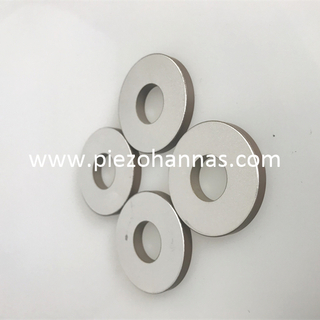 High Power Piezo Ceramic Ring for Ultrasonic Welder