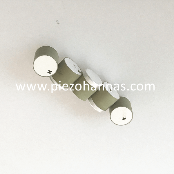 Soft Material Piezo Ceramic Disc for Igition