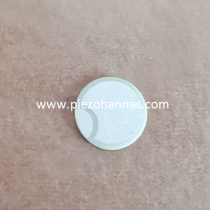P5 Material Piezo Round Disc Transducer for Level Sensors
