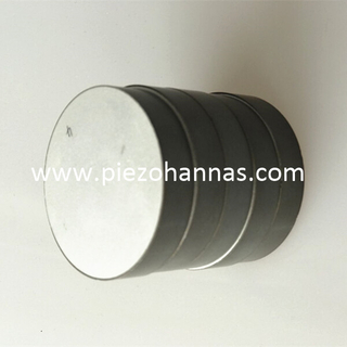 200 KHz Piezoelectric Disc Crystal for Echosounder Transducer