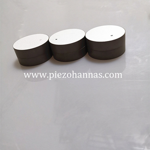 Buy Piezo Disc Sensor Piezo Ceramic Crystals for NDT Transducer