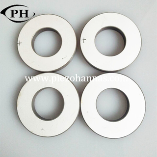 Piezo Ceramics Poling Piezoceramic Ring Piezoelectric Ultrasonic Transducer