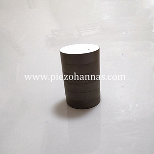 High Power Piezo Ceramic Disc Transducer for Ultrasonic Generation