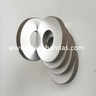 Purchase Stock Piezo Rings Pzt Piezo Ceramic 3d Printing Piezoelectric Ceramics Manufracturing